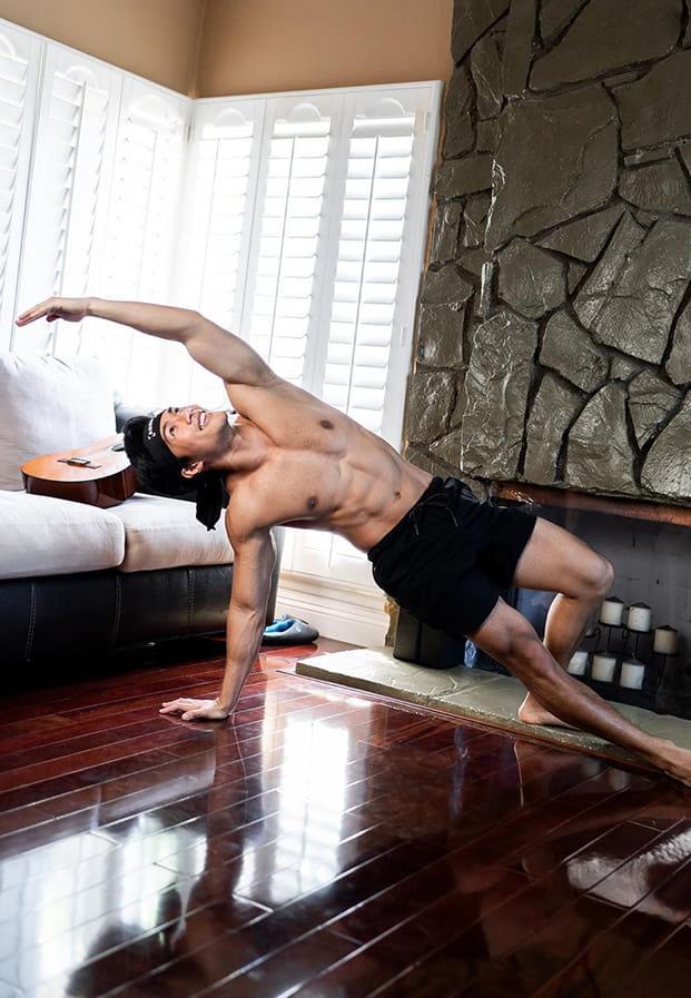 Jeremy Sry exercise