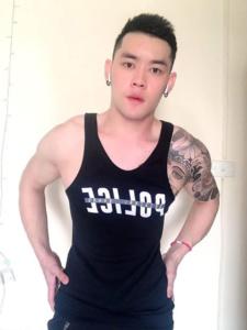 thaeng black